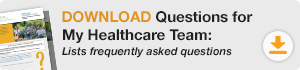 Advanced Non-Small Cell Lung Cancer Questions for my Healthcare Team