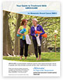 Metastatic pancreatic cancer patient brochure