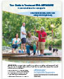 Non-small cell lung cancer patient brochure